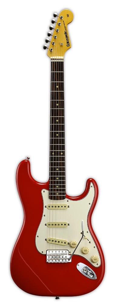 EDWARDS E-ST-125ALR TRD エレキギター