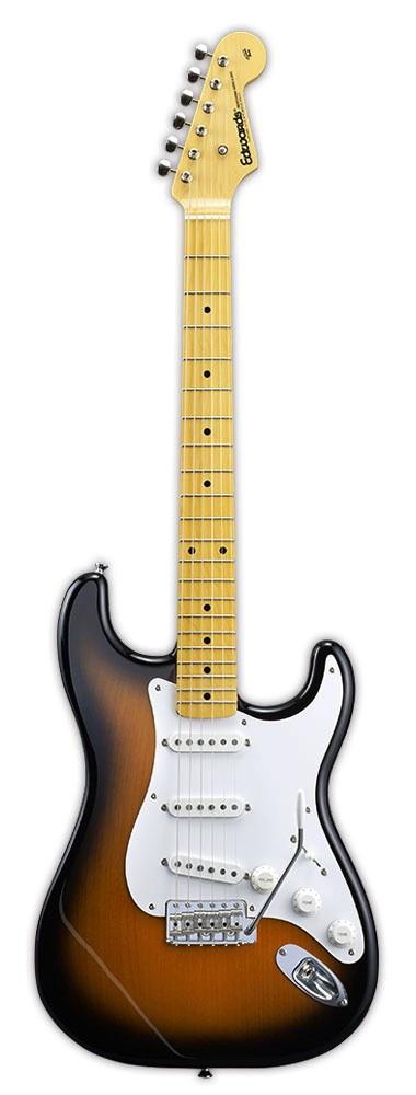 EDWARDS E-ST-125ALM 2TS エレキギター