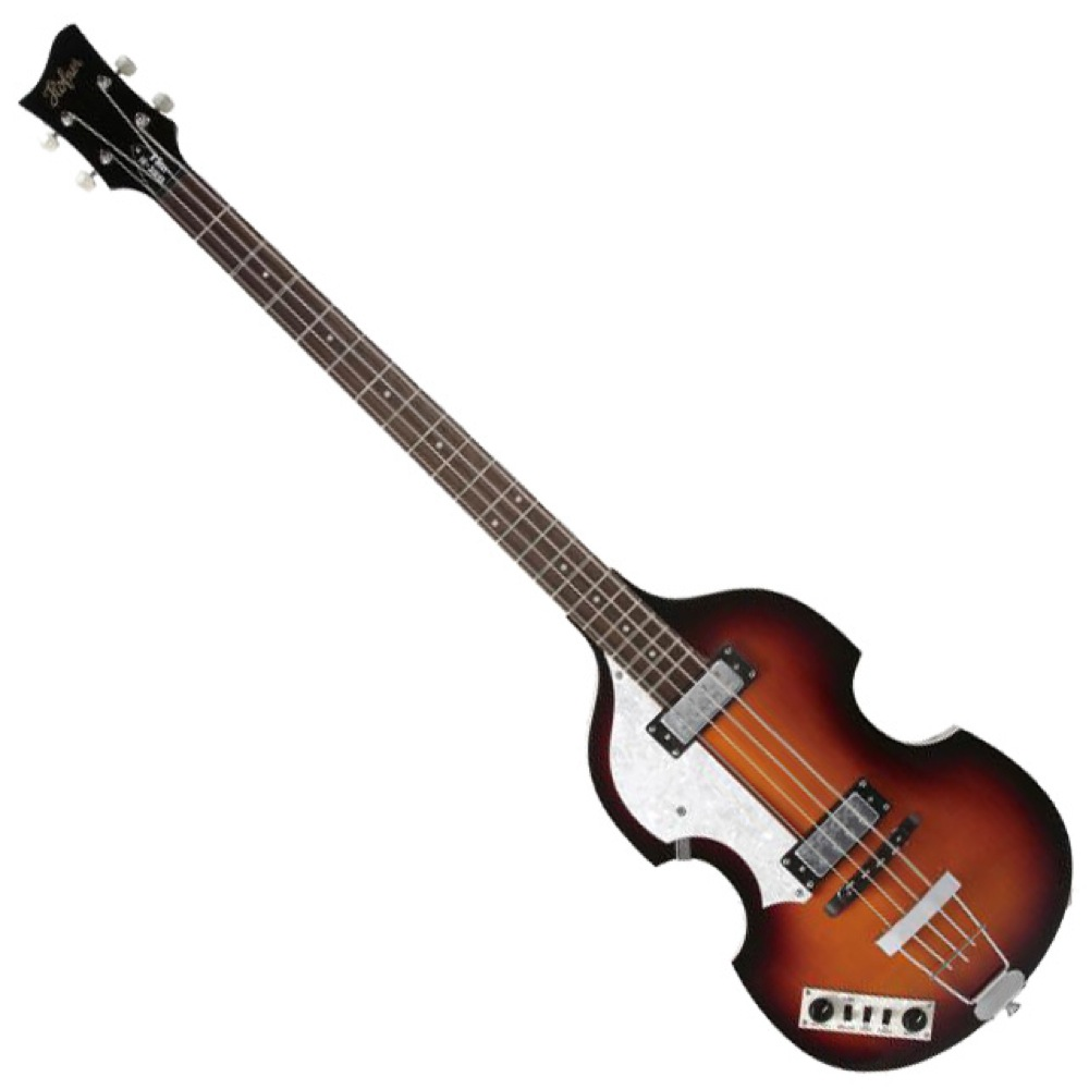 Hofner IGNITION BASS Left Hand SB バイオリンベース