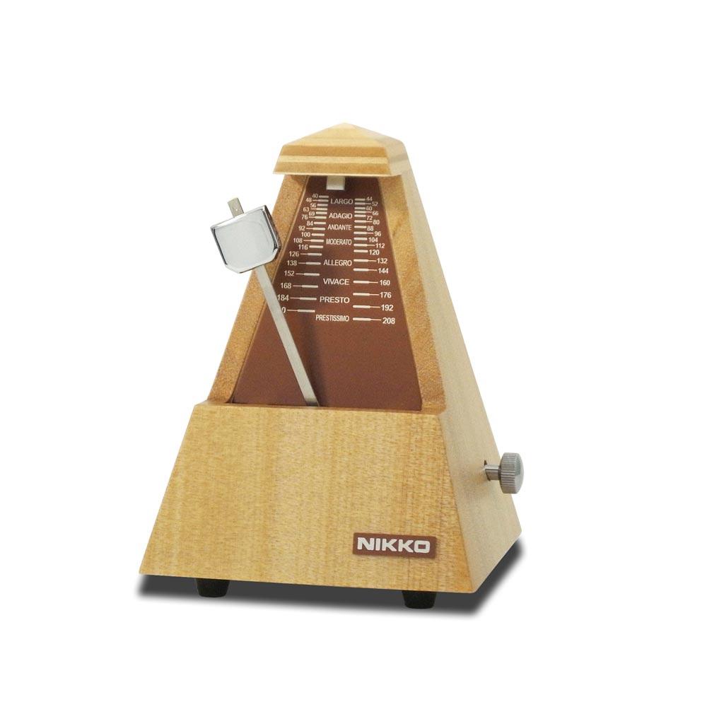 NIKKO 603 木製メトロノーム 采
