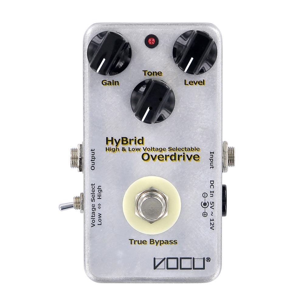 オーバードライブ エフェクター Overdrive VOCU HyBrid
