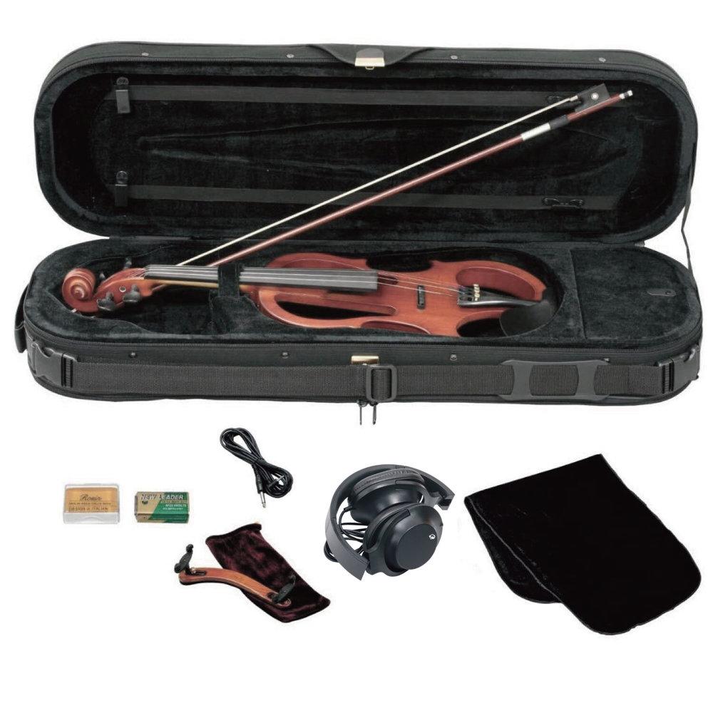 KIKUTANI ESV-380 BRO エレクトリックバイオリン