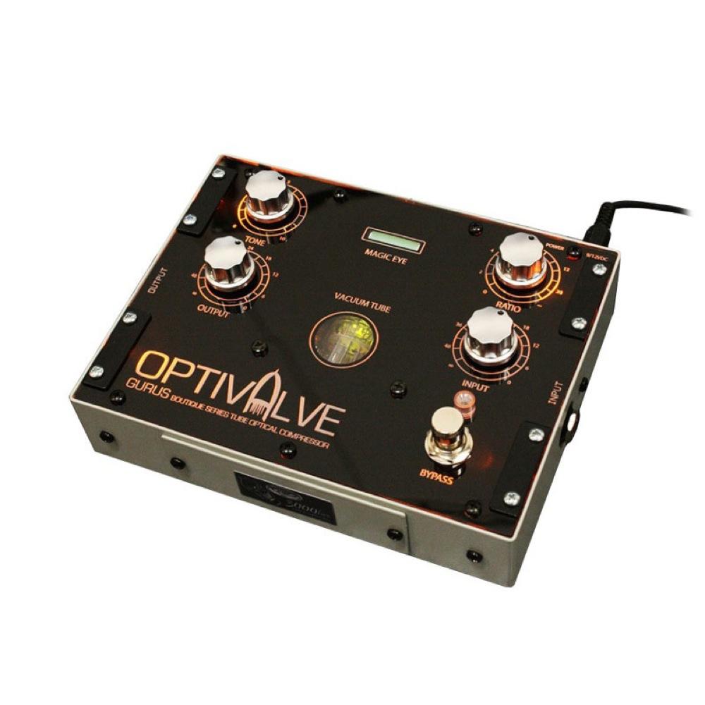 Gurus Amp OPTIVALVE コンプレッサー エフェクター