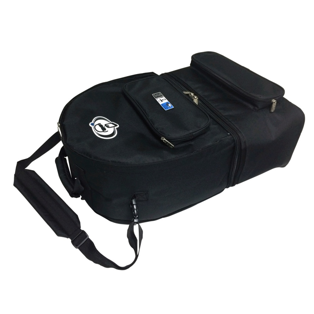 PROTECTION racket TZ3016 snare & double foot pedal case