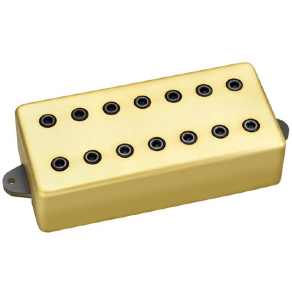 DiMarzio DP713SG Titan7 Neck Satin Gold Cover ギターピックアップ