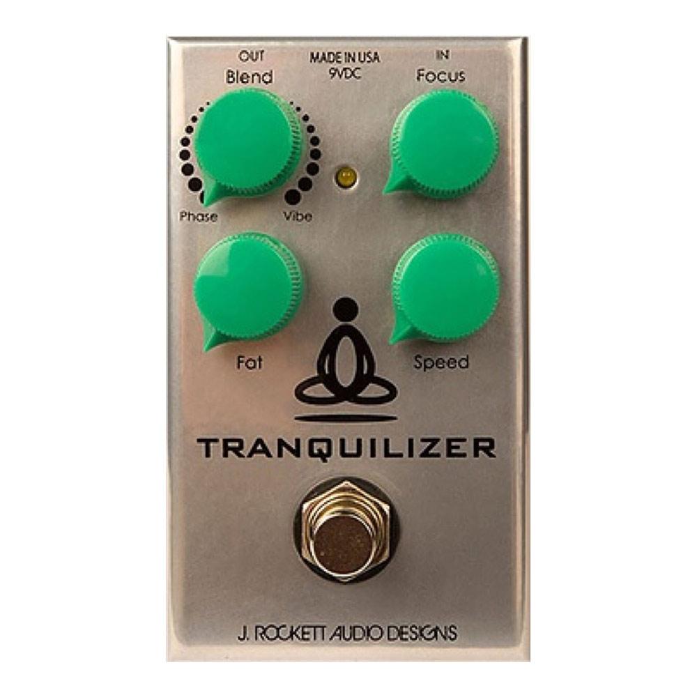 J Rockett Audio Designs (JRAD) TRANQUILIZER ギターエフェクター