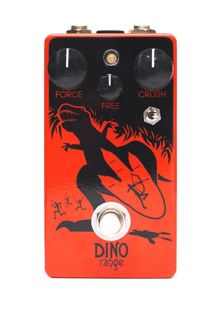 【破格値下げ】 JONNY ROCK ROCK GEAR GEAR Range Dino Range ギターエフェクター, 北相木村:1def7b61 --- canoncity.azurewebsites.net