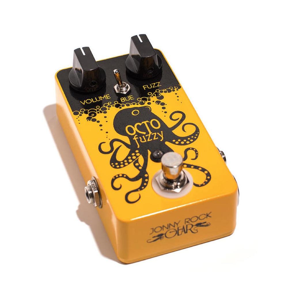 JONNY ROCK GEAR Octofuzzy ギターエフェクター
