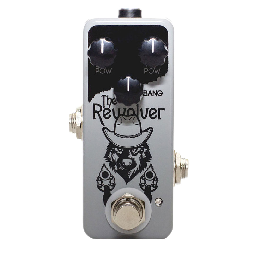 JONNY ROCK GEAR The Rewolver ギターエフェクター