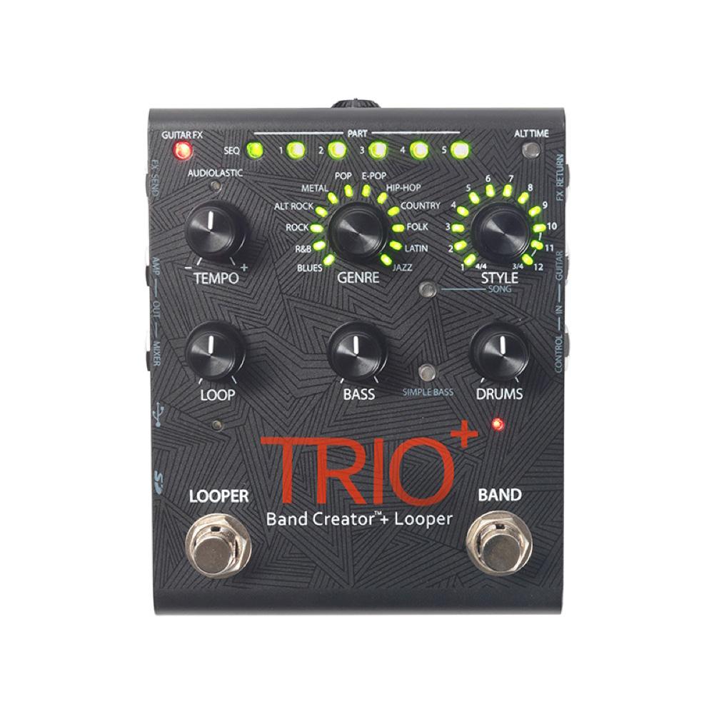 DIGITECH TRIO+ ギターエフェクター