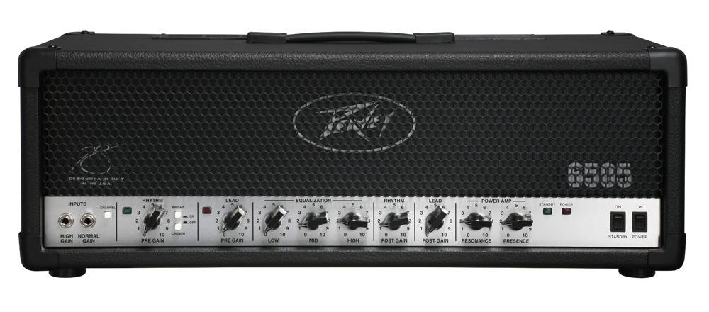 PEAVEY 6505 Head ギターアンプヘッド 120W 真空管アンプ 【国内正規品】