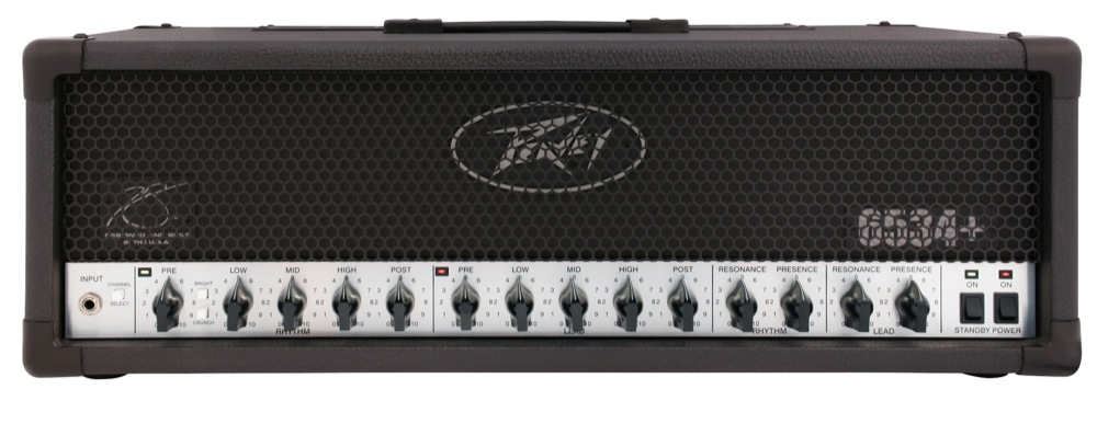 PEAVEY 6534+ Head ギターアンプヘッド 120W 真空管アンプ 【国内正規品】