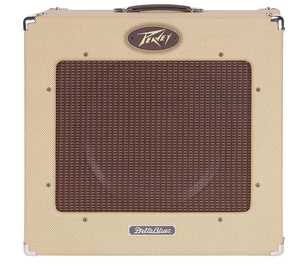 PEAVEY Delta Blues 115 TWEED 30W ギターコンボアンプ 真空管アンプ ツイード 【国内正規品】