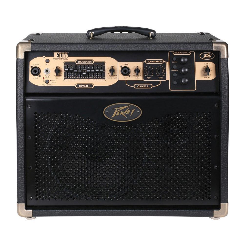 PEAVEY Ecoustic E110 アコースティックギター用アンプ 100W 【国内正規品】