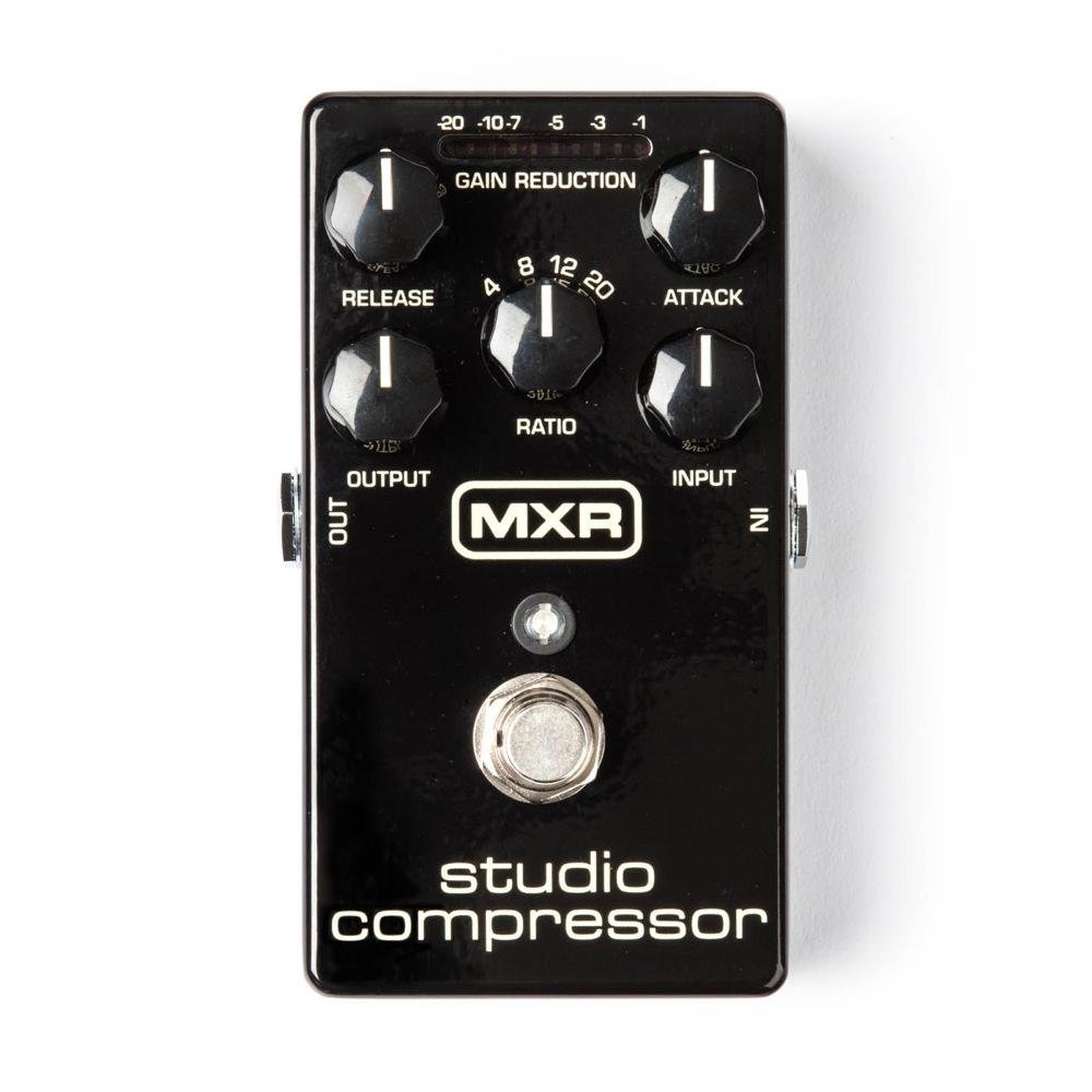 MXR M-76 STUDIO COMP コンプレッサー エフェクター