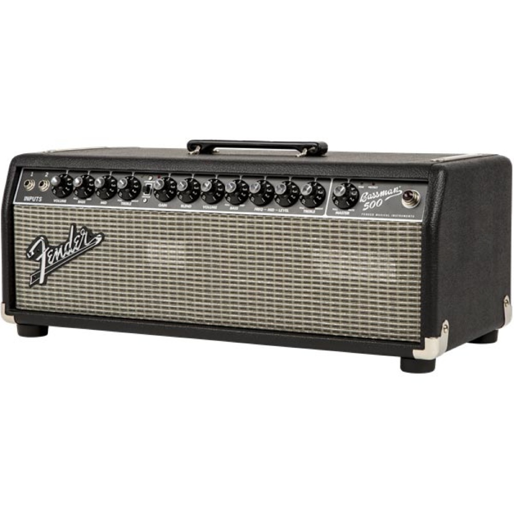 Fender Bassman 500 Head ベースアンプ