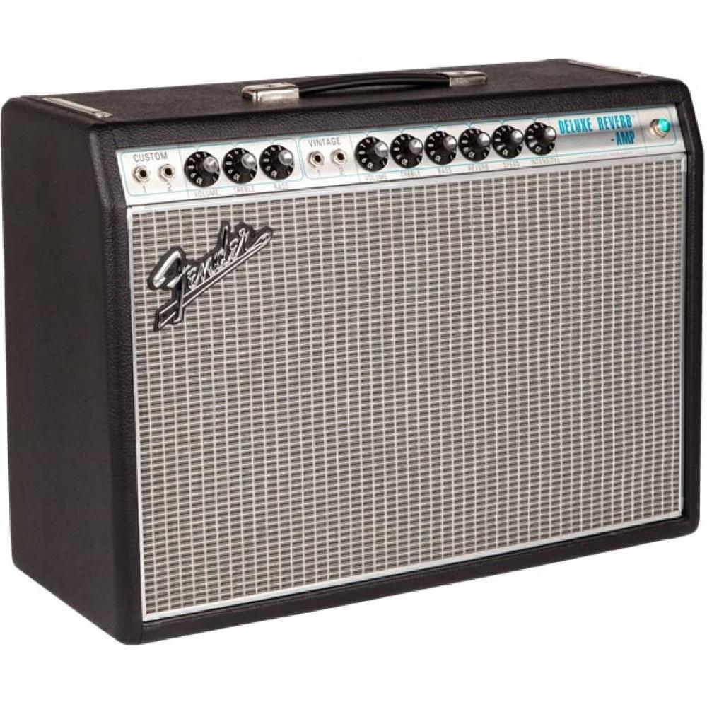 Fender 68 Custom Deluxe Reverb ギターアンプ