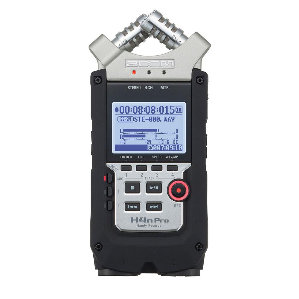 ZOOM H4n Pro ハンディーレコーダー