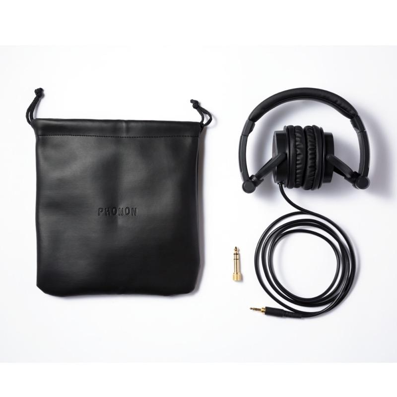 PHONON 4000-BK Mobile Hi-Fi Phone 헤드폰