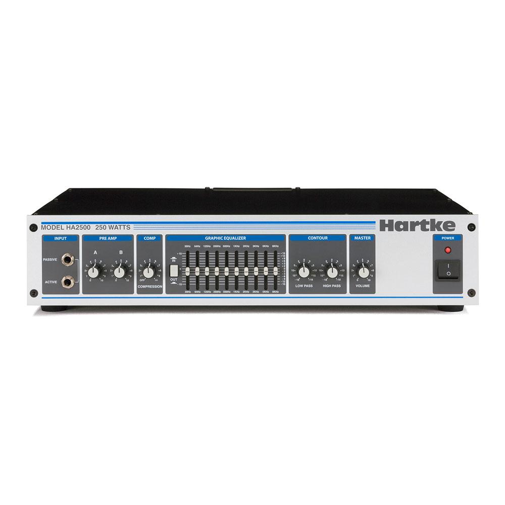 Hartke HA2500 ベースアンプヘッド