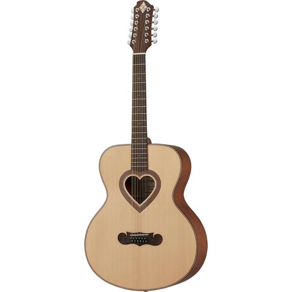 Zemaitis JUMBO CAJ-100HW-12 12弦アコースティックギター