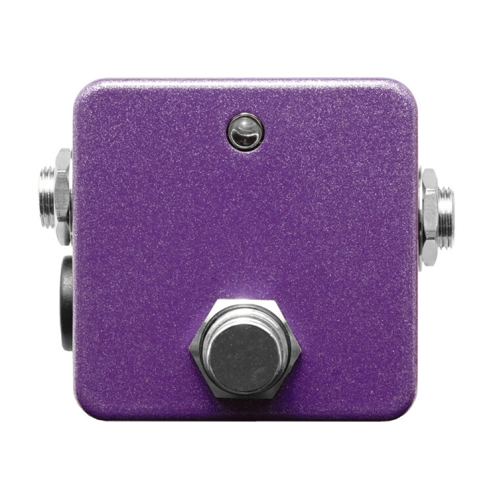 Henretta Engineering Purple Octopus Octaveup ギターエフェクター