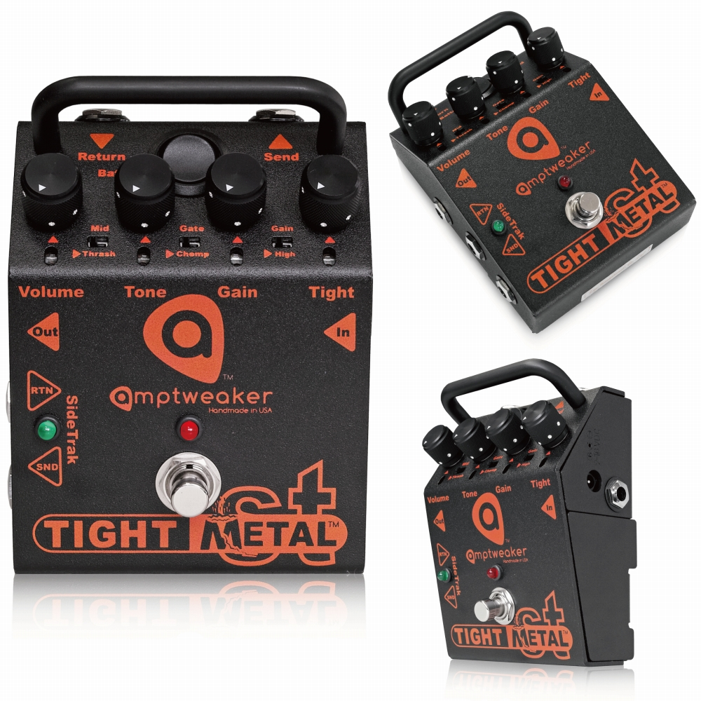 Amptweaker TightMetal ST ギターエフェクター