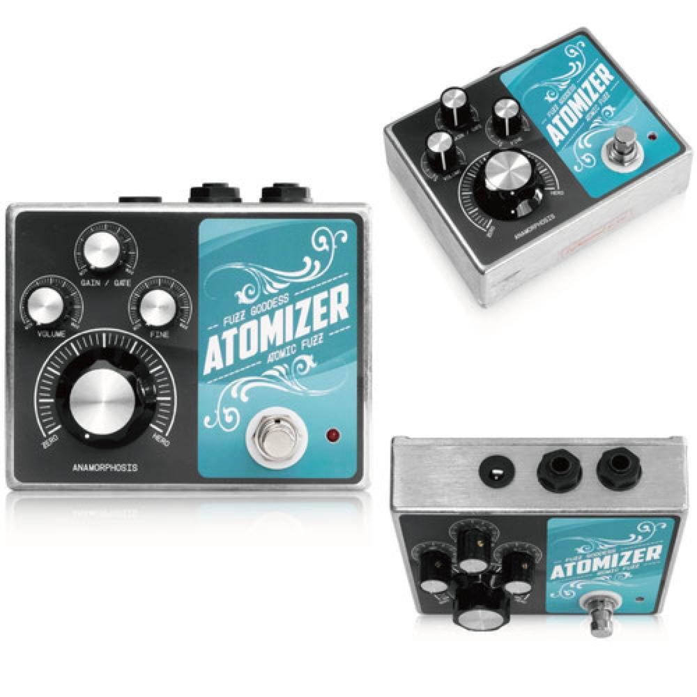 Fuzz Goddess ATOMIZER 4K ファズ ギターエフェクター