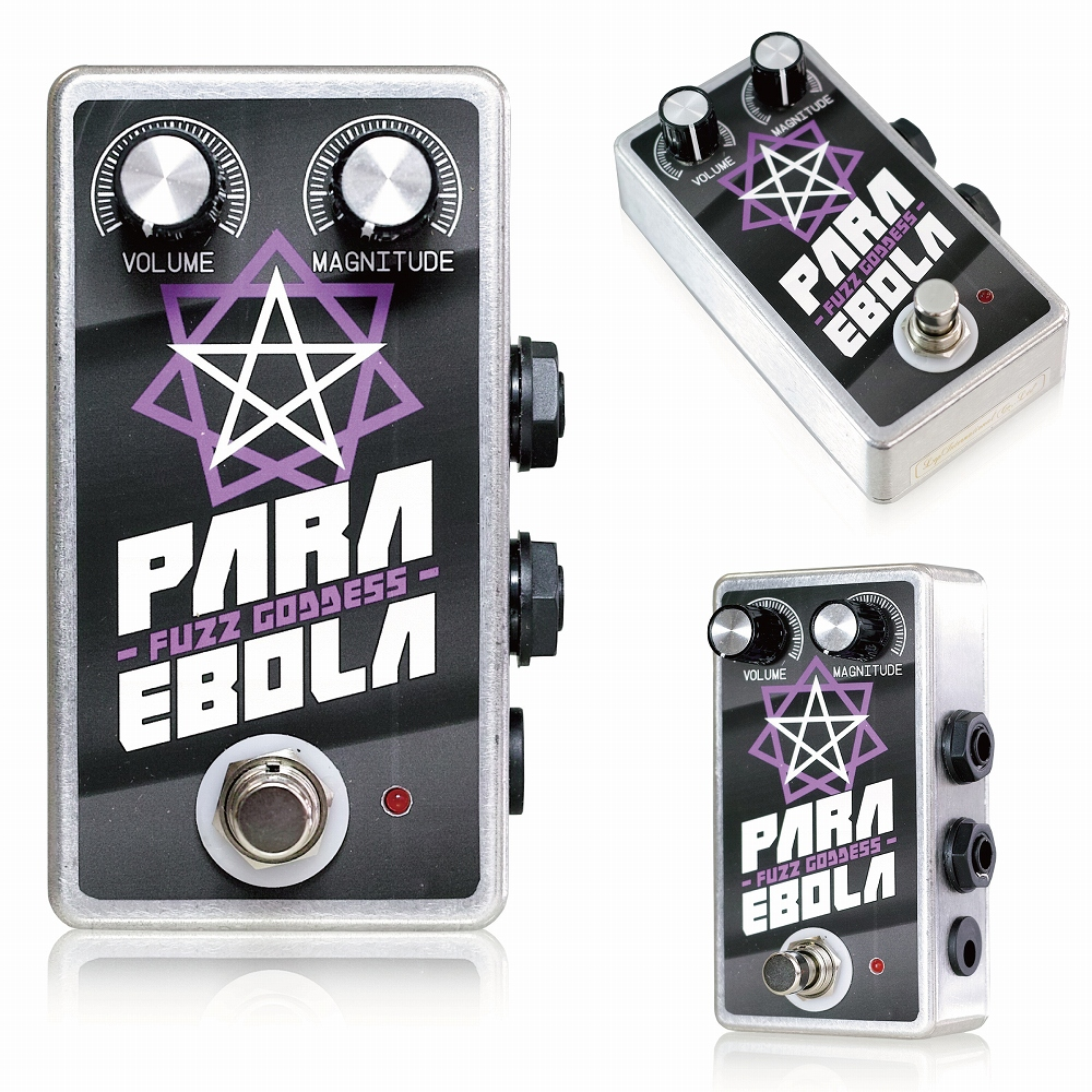 Fuzz Goddess PARA EBOLA ファズ ギターエフェクター