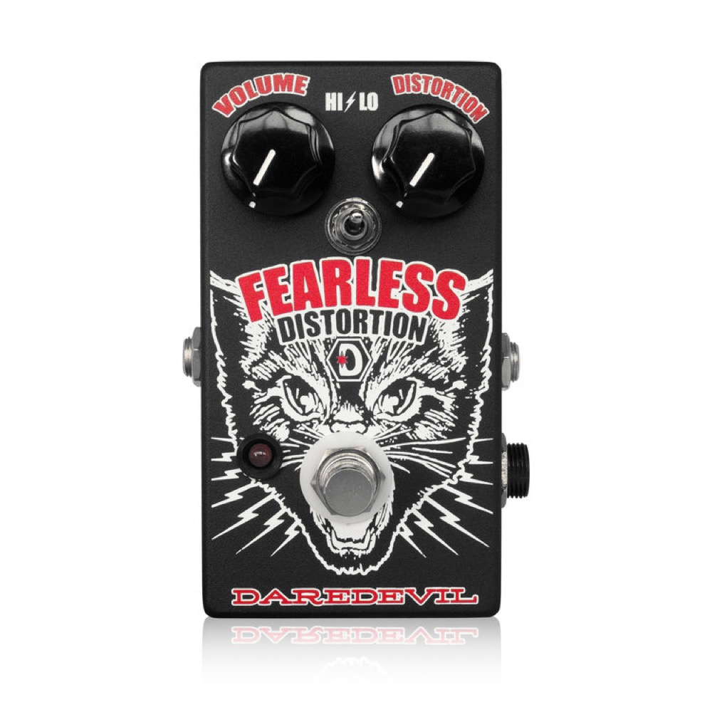 Daredevil Pedals Fearless Distortion ディストーション