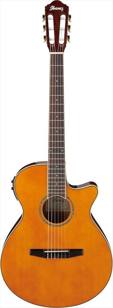 IBANEZ AEG10NII TNG ナイロン弦モデル エレクトリックアコースティックギター