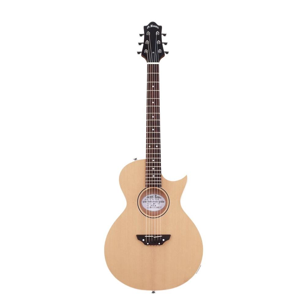 GrassRoots G-AC-50N NTL SATIN アコースティックギター