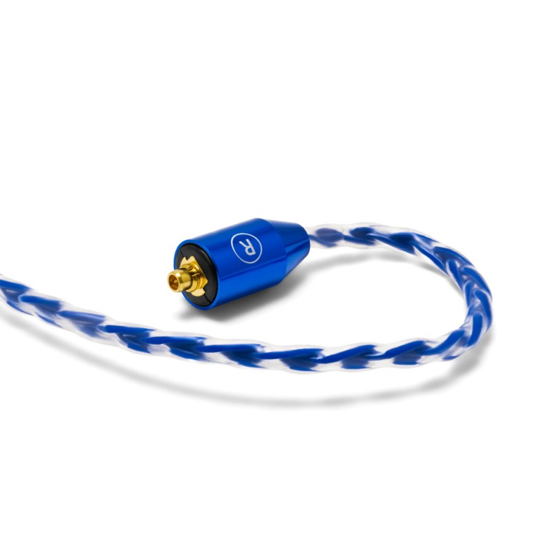 Re-cable for the Re:cord Palette 8 MX-A Sapphire Blue earphone