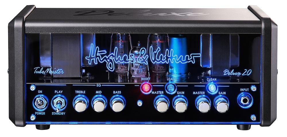 Hughes&Kettner HUK-TM20DX/H TubeMeister Deluxe 20 Head オールチューブギターアンプヘッド