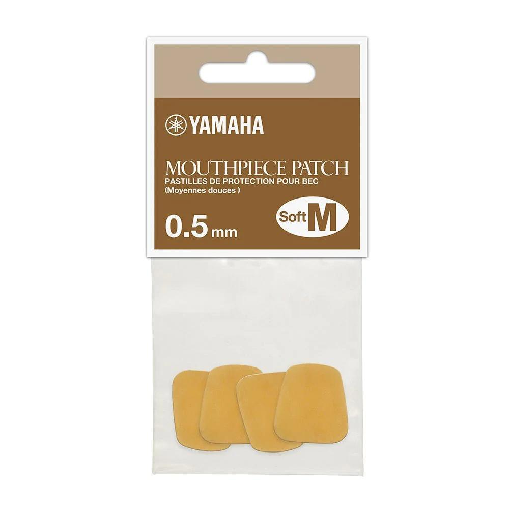 YAMAHA MPPAM5S 마우스피스 패치 M사이즈 0.5 mm소프트 타입