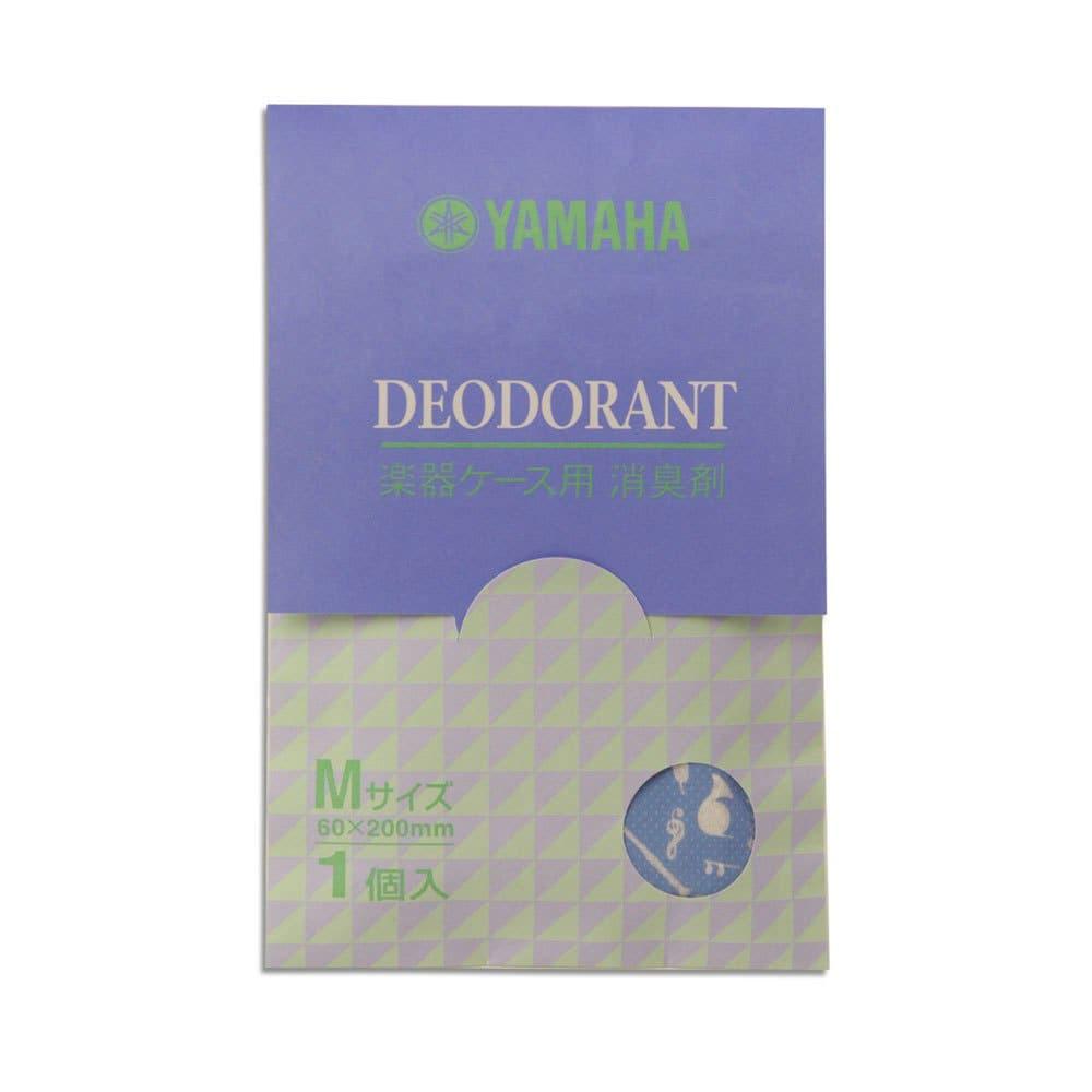 ヤマハ ケース用 消臭剤デオドラント DEOM 楽器ケース用消臭剤デオドラントM 5%OFF セール特価 YAMAHA