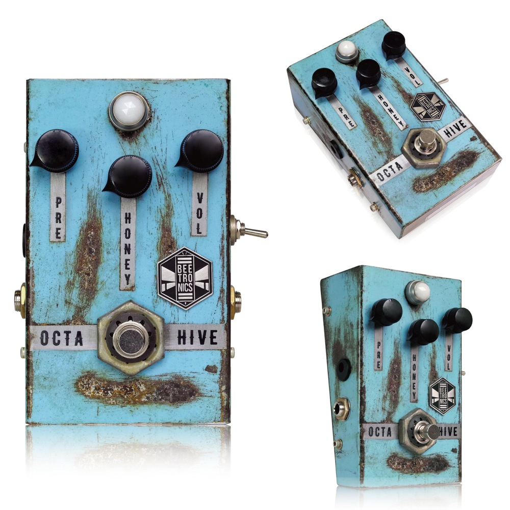 Beetronics OCTAHIVE ギターエフェクター