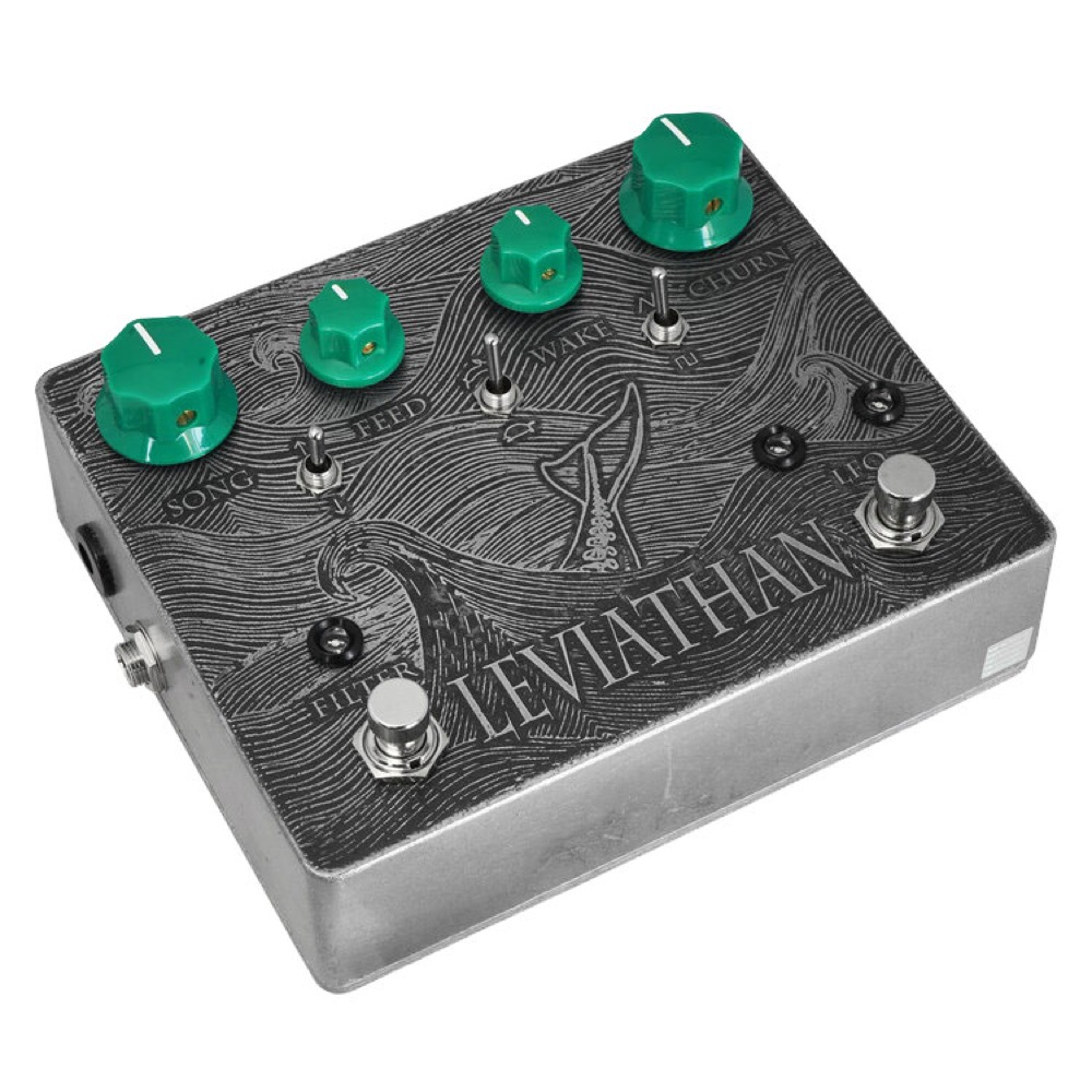 Triode Pedals Leviathan ギターエフェクター