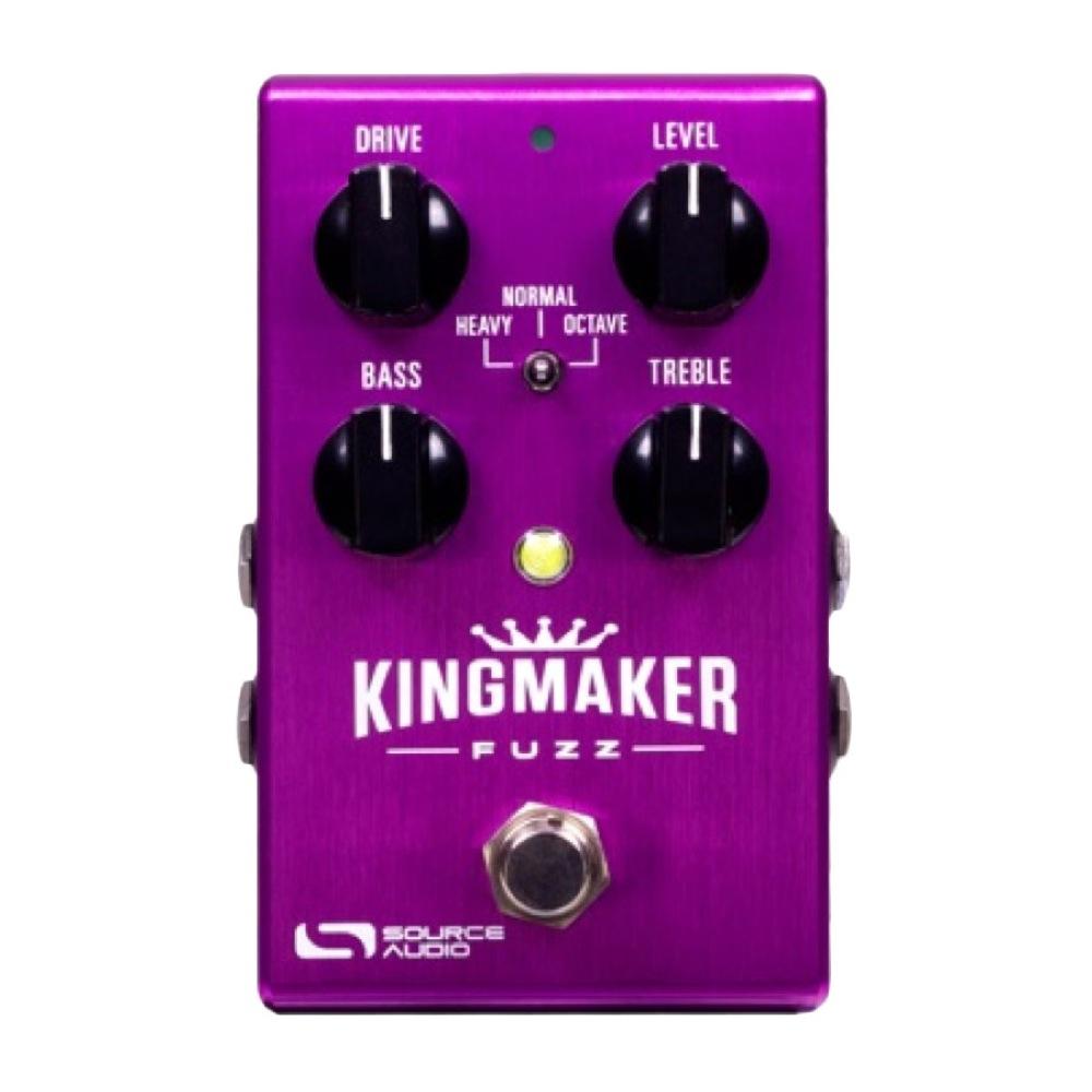 Source Audio SA245 Kingmaker Fuzz ギターエフェクター