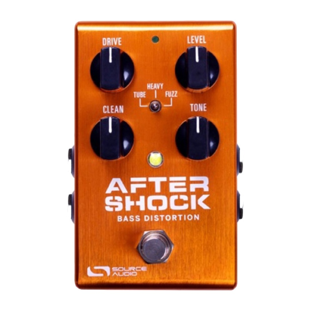Source Audio SA246 AFTERSHOCK BASS DISTORTION ベースエフェクター