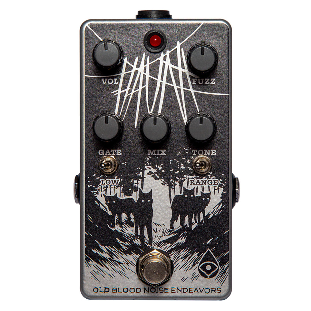 Old Blood Noise Endeavors Haunt Fuzz ギターエフェクター