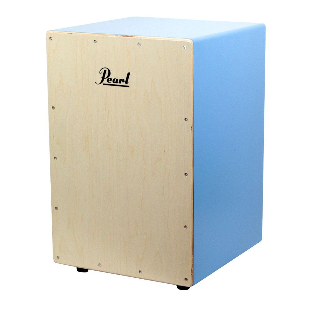 パール ポップなカラーのボックスカホン ケース付き 驚きの価格が実現 Pearl PCJ-CVC SC カホン COLOR BOX CAJON SB 通販 ソフトケース付き