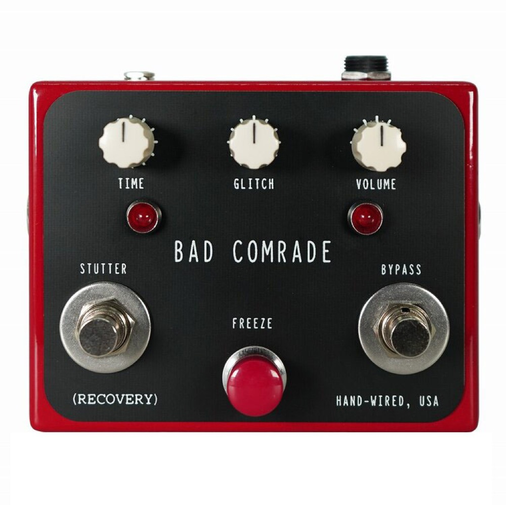 Recovery Effects BAD COMRADE ギターエフェクター