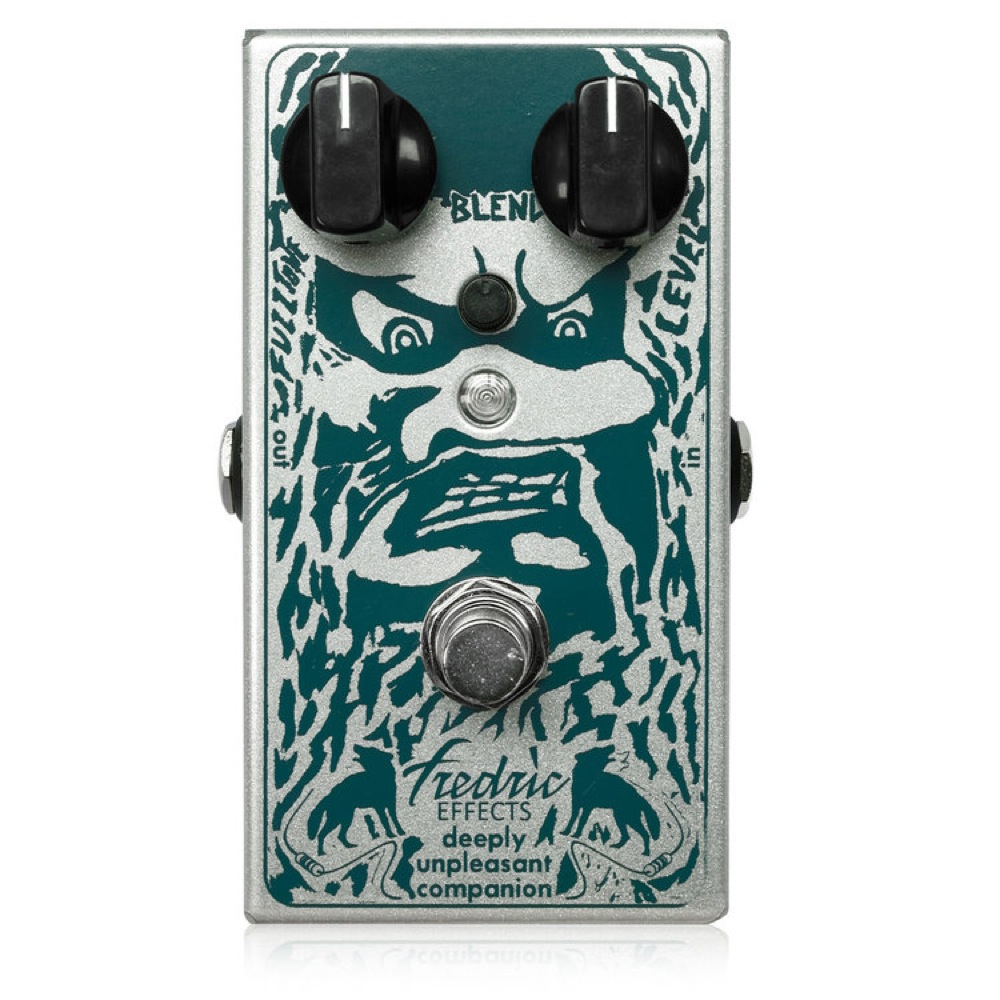 Fredric Effects Deeply Unpleasant Companion ベースエフェクター