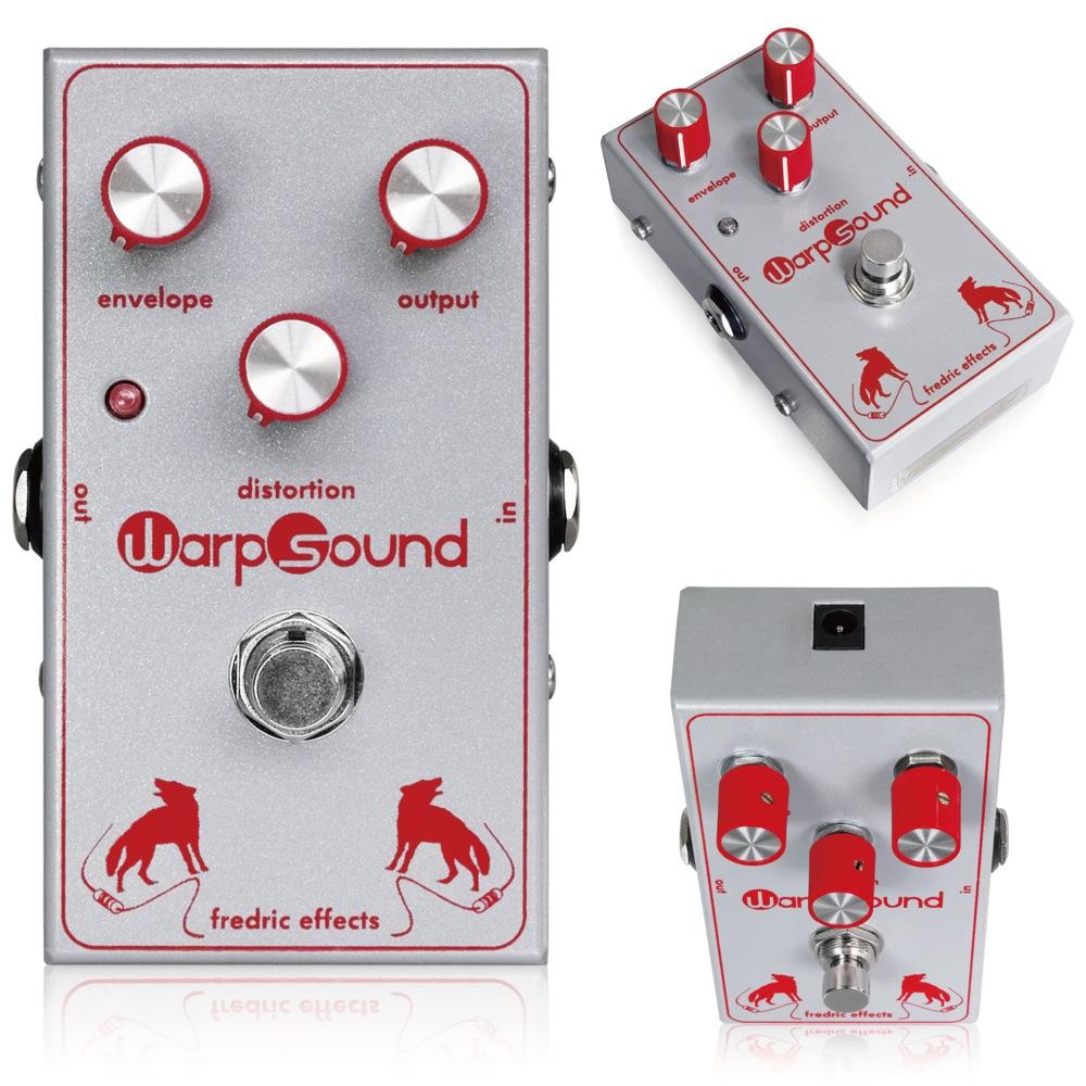 Fredric Effects Warp Sound ギターエフェクター