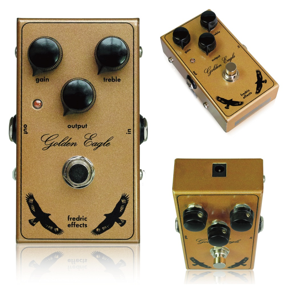 Fredric Effects Golden Eagle ギターエフェクター