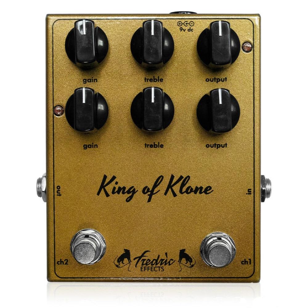 Fredric Effects King of Klone ギターエフェクター
