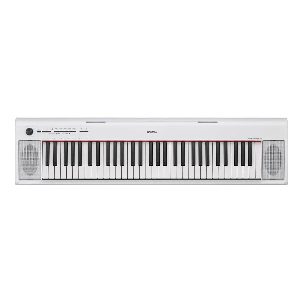 YAMAHA NP-12WH piaggero 61鍵盤 電子キーボード