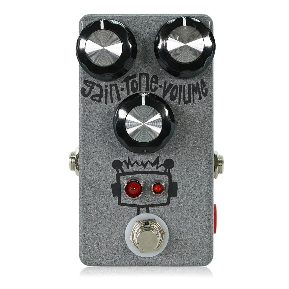 Hungry Robot Pedals Hungry Robot High Gain ギターエフェクター