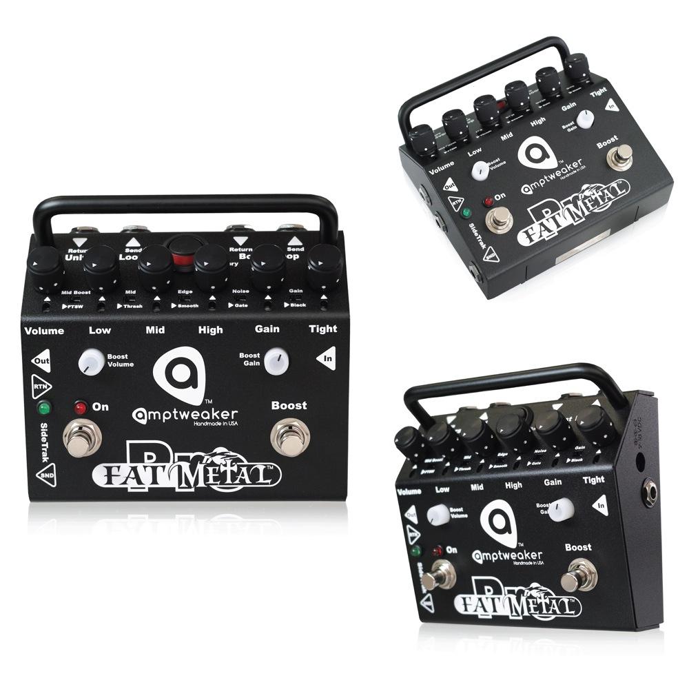 Amptweaker FatMetal Pro ギターエフェクター